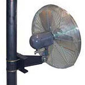 TPI Hazardous Location Pole Mount Industrial Fans