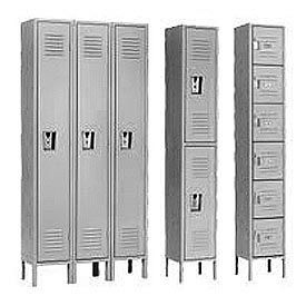 Republic Steel Lockers- Ready To Assemble