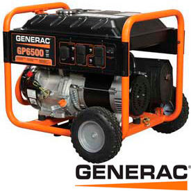 Generac® GP Series Portable Generators