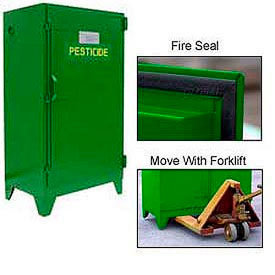 Pesticide Cabinets - Self Close