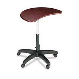 Balt® 47262 POP Laptop Stand, Mahogany