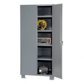 Extra Heavy Duty Storage Cabinets - 1800 LB. Shelf Capacity