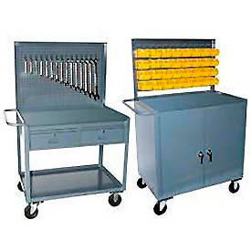 Mobile All Welded Service Bench