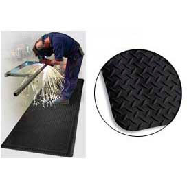 Diamond Plate Anti Fatigue Welding Mats