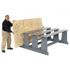 Vertical Sheet Storage Rack