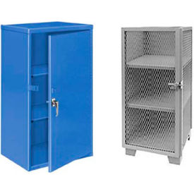 Heavy Duty Narrow Security Storage Cabinets