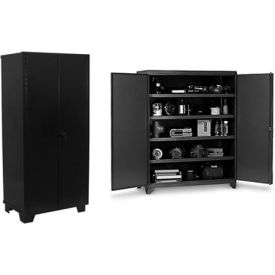 All-Welded Heavy Duty 14 Gauge Storage Cabinets