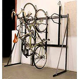 Vertical Indoor Bike Storage Rack
