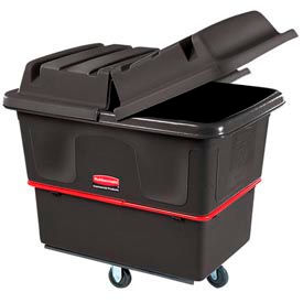 Rubbermaid® Plastic Box Trucks