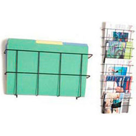 Buddy Products -  Wire Wall Literature Racks