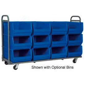 All-Welded Super-Size Bin Carts