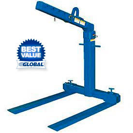 Vestil Premium Overhead Crane & Hoist Pallet Lifters