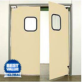Light Duty Impact Traffic Doors
