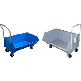 Low Profile Steel Hoppers