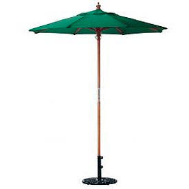 Oxford Garden® - Hardwood Market Umbrellas