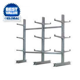 Complete Cantilever Rack - Up To 16200 Lb Capacity