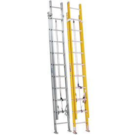 Louisville™ Aluminum And Fiberglass Extension Ladders