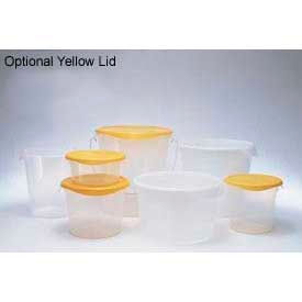 Rubbermaid Round Storage Containers