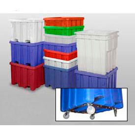 Nestable Plastic Storage Containers With Stacking Lids