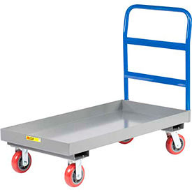 Deep Wall Steel Platform Trucks