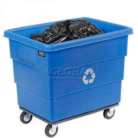 Recycling Plastic Box Trucks