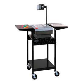 Luxor Steel Overhead Projector Cart
