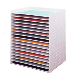 Safco® - Giant Flat File Stack Trays