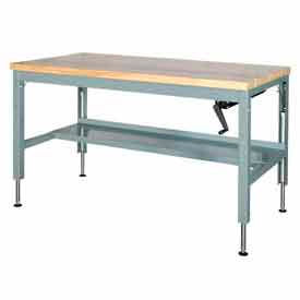 Adjustable Height Work Bench Systems at GLOBALindustrial.com