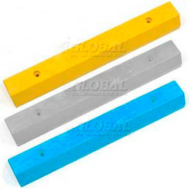 Lightweight 36 Inch Long Recycled Plastic Parking Blocks