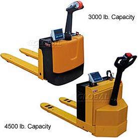 Vestil Self-Propelled Electric Pallet Jack Scale Trucks