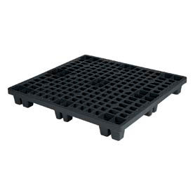 Buckhorn™ Light Duty Nestable Plastic Pallets Static Capacity 10000 Lbs.