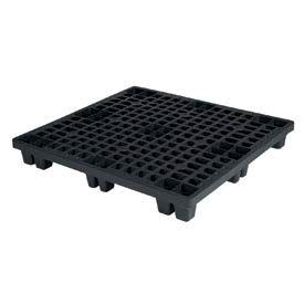 Buckhorn™ Light Duty Nestable Plastic Pallets Static Capacity 10000 Lbs.