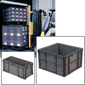 Buckhorn™ Straight Wall Containers