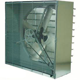 Cabinet Exhaust Fans With Shutters