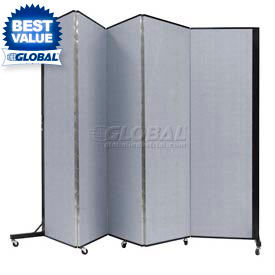 Screenflex simplex mobile room dividers - Porta poster plexiglass ...