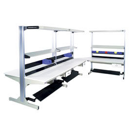 Expandable Modular Workbenches