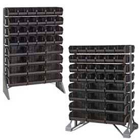 Pick Racks & Mobile Floor Racks With Conductive Bins