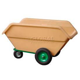 Dandux All-Terrain Plastic Hopper Truck