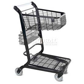 Retail Flatbed Shopping Cart