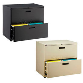 Interion™ - 2 Drawer Lateral File Cabinet