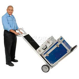 Bellman Carpeted Luggage Hand Cart