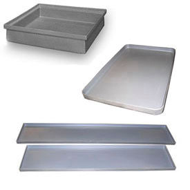 Rotationally Molded Trays