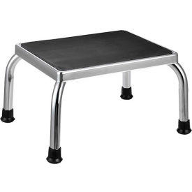 Global™ Medical Step Stool, Non-Skid Rubber Footstool Platform