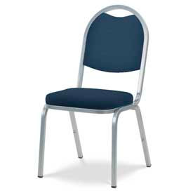 Virco® Rounded Back Stacking Chairs