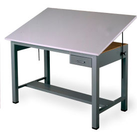 Mayline® Ranger® Four-Post Drawing Tables