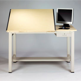 Mayline® Ranger® Split Top Drawing Tables
