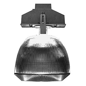 Multi-Bay Industrial Lighting Fixtures