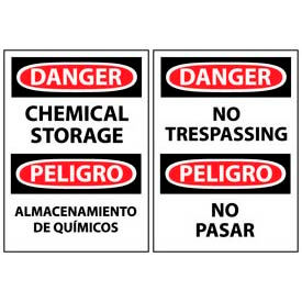 Bilingual Danger Signs