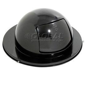 Rubbermaid® Self-Closing Steel Dome Drum Tops