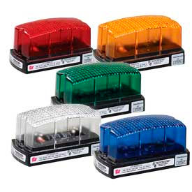 Streamline Low Profile Mini Strobe - Rectangular